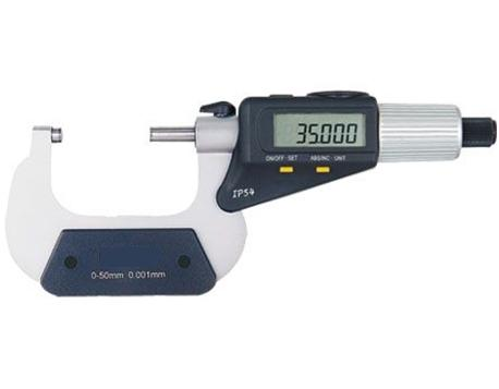 IP54 Digital Outside Micrometers IP54 Electronic Outside Micrometers