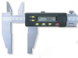 Digital Calipers with Two Types of I.D Jaws