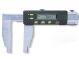 Long jaw digital caliper