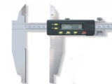 Digital Calipers with Two Types of O.D Jaws ( Type C)